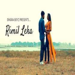 Rimil Santali Song Poster